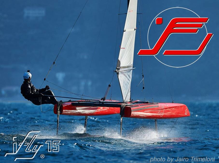 iFLY15 Foiling Catamaran Showcase at MYC