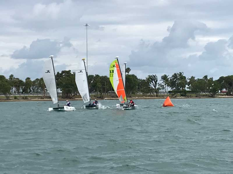 2020 Miami Yacht Club Annual Regatta