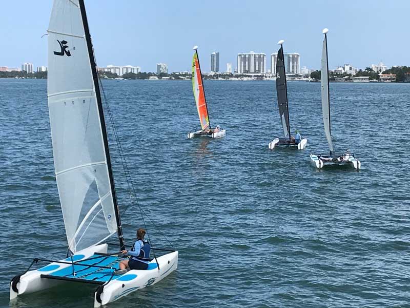 Miramar Mayhem Regatta #3 POSTPONED  Saturday August 19, 2020