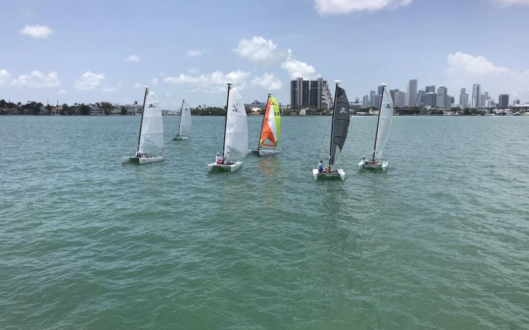Miramar Mayhem Regatta #4 Saturday November 14, 2020