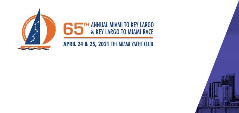 65th Miami to Key Largo April 24 & 25th